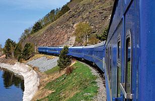 Rail Cruising